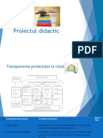 Proiectul didactic.ppt