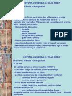 HISTORIA MEDIEVAL UNIDAD II(2)