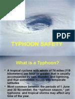 Safety Typhoon Training Presentation