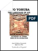 AWO YORUBA EL IDIOMA DE IFA - FALOKUN FATUNMBI