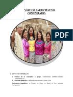 union  INFORME DE DIAGNOSTICO COMUNITARIO