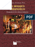 FABREGAS PUIG. Mosaico Chiapaneco