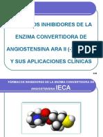 3.3 Fármacos que modifican el SRAA