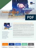 Carteira recomendada Itaú de fundos imobiliários fev 2020