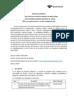 EDITAL - PE - Copol- Nº 2-2020 - UASG 170010 - Assessoria de Fiscalizacao