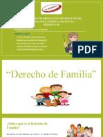 DERECHO DE FAMILIA RS VII