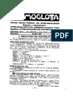 Cosmoglotta October 1950