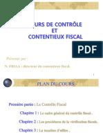 controle et contentieux fiscal