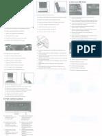 Instrucciones Fero Cooler Base portatil