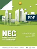 NEC- CLIMATIZACIÓN
