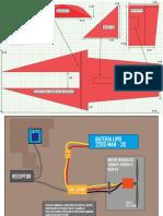 Planos barco y electrónica