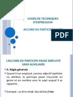 Accord du Participe Passé.pptx