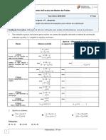 Ficha 2 adaptada - recuperacao sistemas de equações