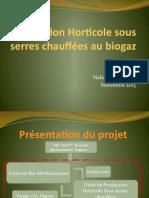 Production Horticole sous serres chauffées au biogaz.pptx