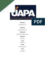 Tarea 2 de sociologia UAPA