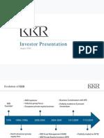 0004 KKR_Investor_Presentation_August_2010_