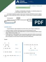 4° Secundaria Hidrocarburos alquenos y alquinos GT