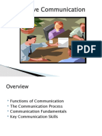 communication presentation