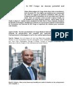 L'écosystème tech de RD Congo - un énorme potentiel mal canalisé