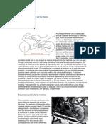 Geometría básica de la moto