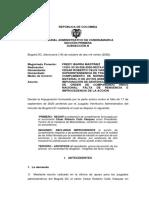37. SENTENCIA-FALTA DE RENUENCIA-IMPROCEDENCIA DE LA ACCIÓN (1)