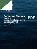 Parcerias globais para o desenvolvimento sustentável