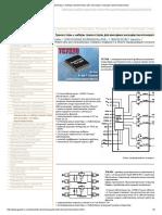 Транзисторы и наборы транзисторов для выходных каскадов пьезогенераторов_