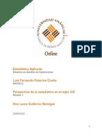 Tarea 4 Perspectiva de La Estadistica en El Siglo XXi_Luis Palacios_30.08.2020