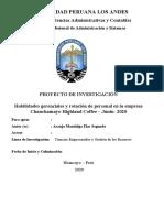 EXAMEN PARCIAL DE TALLER DE INVESTIGACION II elar