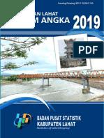 Kecamatan Lahat Dalam Angka 2019