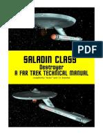 saladin  tech manual