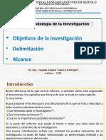 2. Objetivo - Delimitacion y Alcance