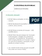 COMUNICADO AOS PROFESSORES