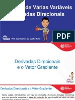 5. FUNÇÕES DE VÁRIAS VARIÁVEIS - NOTAS DE AULA