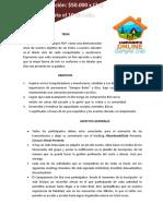 Boletín Camp online AVCQ
