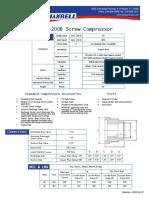 Hanbell Spec Sheet RC2-200B