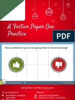m21 paper 1 practice - december 2020