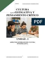 RECURSO 01  ASPECTOS GENERALES DE CULTURA INVESTIGATIVA