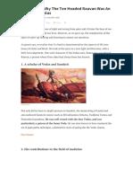 10 Reasons Why The Ten Headed Raavan Was An Absolute Genius.pdf