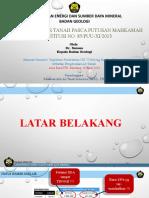 Seminar Air Tanah PAAI - Badan Geologi