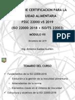 FSSC 22000 1era Parte