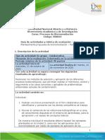 Guía de actividades y rúbrica de evaluación – Tarea 4 Planteamiento propuesta de biorremediación – Parte 1 (1)