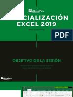Excel Básico - Entorno de Excel