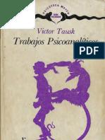 Trabajos psicoanalíticos-Víctor Tausk.pdf