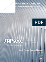 sap2000 v22 SFD-CSA-S16-14