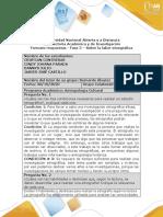 COLABORATIVO-Formato Respuesta - Fase 3 - Sobre La Labor Etnográfica (2)
