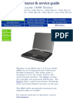 HP / Compaq 1600xl
