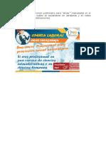 anuncio perfil