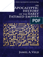 An Apocalyptic History of the Early Fatimid Empire - Jamel Velji