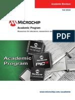 Microchip Academic Program